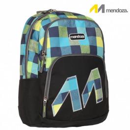 Школьный рюкзак Mendoza Клетка 39914-17