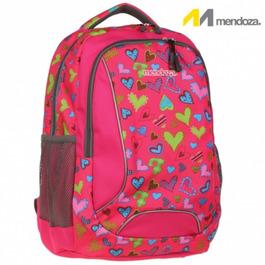 Школьный рюкзак Mendoza Красный 39921-12
