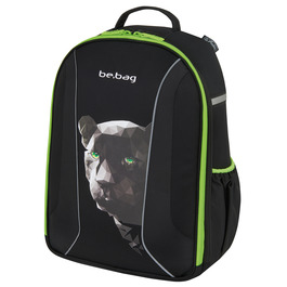 Школьный рюкзак Herlitz BE.BAG AIRGO Black Panther 50008223