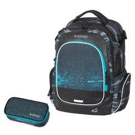 Школьный рюкзак Walker Campus Wizzard Camo Blue 42114/166-set