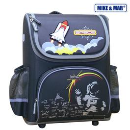 Школьный ранец Mike&Mar Космос т.серый 1441-mm-124