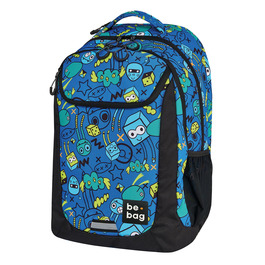 Школьный рюкзак Herlitz BE.BAG Be.Active Monster Party 24800198