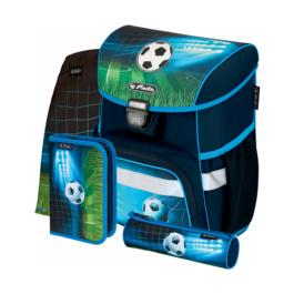 Школьный ранец Herlitz LOOP PLUS Soccer с наполнением 50025756