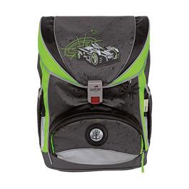 Школьный ранец DerDieDas ErgoFlex Exclusive LED Паук-машина с наполнением 8405123
