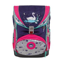 Школьный ранец DerDieDas ErgoFlex Exclusive SuperFlash Принцесса Лебедь с наполнением 8405125