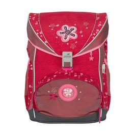 Школьный ранец DerDieDas ErgoFlex Exclusive SuperFlash Цветочный блеск с наполнением 8405124