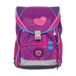 Школьный ранец DerDieDas ErgoFlex XL Бархатное сердце с наполнением 8406105