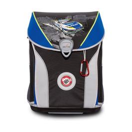 Школьный ранец DerDieDas ErgoFlex Max Супер скорость с наполнением 8408121