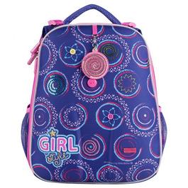 Школьный рюкзак Mike&Mar Фейерверк фиолет 1008-184