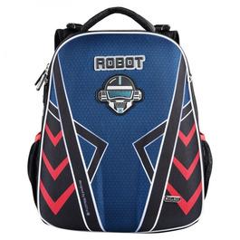 Школьный рюкзак Mike&Mar Робот синий 1008-190