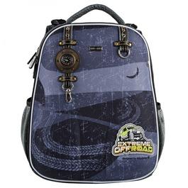 Школьный рюкзак Mike&Mar Путешествие серый 1008-193