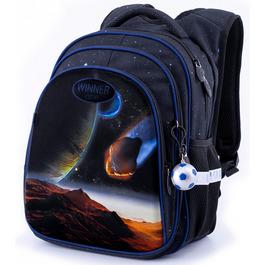 Школьный рюкзак Winner One R2-170 + брелок мячик