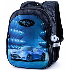 Школьный рюкзак Winner One R1-006 + брелок мячик