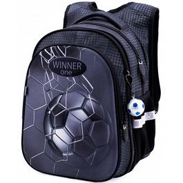Школьный рюкзак Winner One R1-007 + брелок мячик
