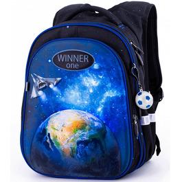 Школьный рюкзак Winner One R1-008 + брелок мячик