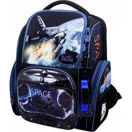 Школьный ранец DeLune 11-030 + мешок + часы