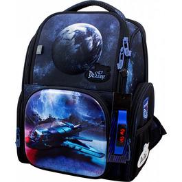 Школьный ранец DeLune 11-031 + мешок + часы