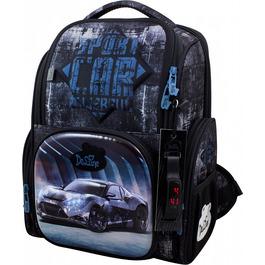 Школьный ранец DeLune 11-032 + мешок + часы