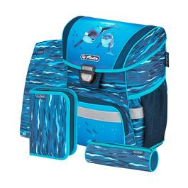 Школьный ранец Herlitz LOOP PLUS Oceanside с наполнением 50032525