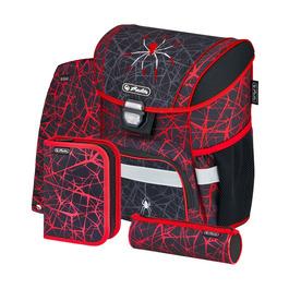 Школьный ранец Herlitz LOOP PLUS Spider с наполнением 50032518