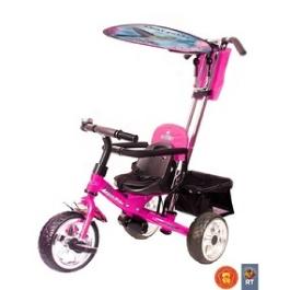 3-х колесный велосипед Rich Toys Lexus Trike NEXT 2013 original malina