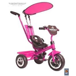3-х колесный велосипед Rich Toys Lexus trike original MONTANA pink