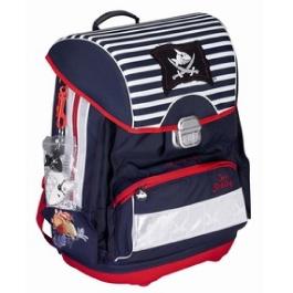 Школьный ранец Spiegelburg Capt'n Sharky с наполнением 30079