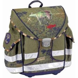 Школьный ранец Spiegelburg T-Rex World Ergo Style с наполнением 30267