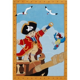 Ковер Böing Carpet Capt'n Sharky 150x220см 2366-0122
