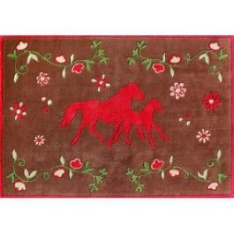 Ковер Böing Carpet Pferdefreunde 110x170см 103-0117