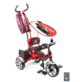 3-х колесный велосипед Rich Toys Lexus Trike Grand Print Original Red