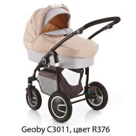 Коляска 2 в 1 Geoby C3011 цвет R376