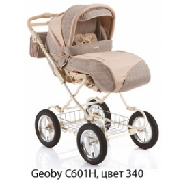 Коляска трансформер Geoby C601H