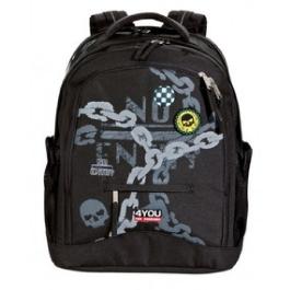 Школьный рюкзак 4YOU Compact 112900-407 расцветка: