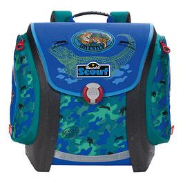 Школьный ранец Scout Mega Style