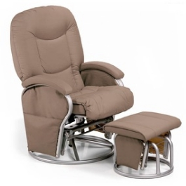 Кресло для кормления Hauck Metal Glider Creme