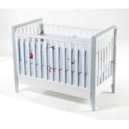 Детская кроватка Geoby GB MC725