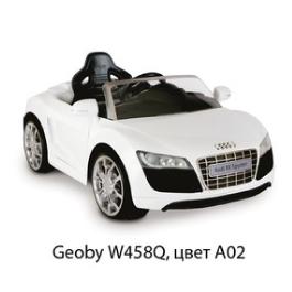 Электромобиль Geoby W458QG AUDI