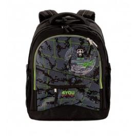 Школьный рюкзак 4YOU Compact 112901-434 расцветка: