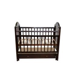 Детская кроватка Briciola -10 (продольный маятник)