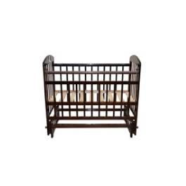 Детская кроватка Briciola -9 (продольный маятник)