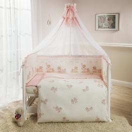 Комплект в кроватку Perina Тиффани 7 предметов