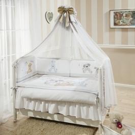 Комплект в кроватку Perina Венеция 7 предметов