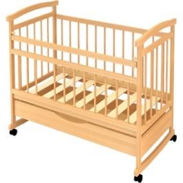 Детская кроватка Алмаз-Мебель Аленка-1