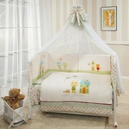 Комплект в кроватку Perina Глория 7 предметов
