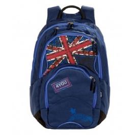 Школьный рюкзак 4YOU Flow 141000-597 расцветка: