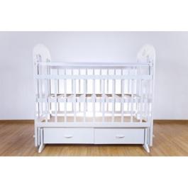 Детская кроватка Briciola -5 (поперечный маятник)