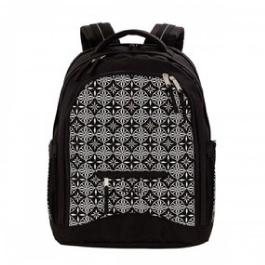 Школьный рюкзак 4YOU Compact расцветка Черно-белый