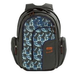 Школьный рюкзак 4YOU Move Скейтбордисты