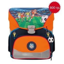 Школьный ранец DerDieDas 000402-68 Звезда футбола Basic с наполнением